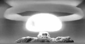 Космические цивилизации и ядерная война прошлого, история вымысла