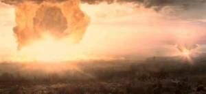 В далеком прошлом Земля и Марс подверглись ядерным бомбардировкам