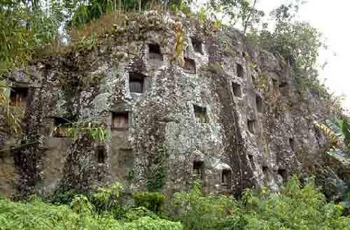 пещеры для захоронения