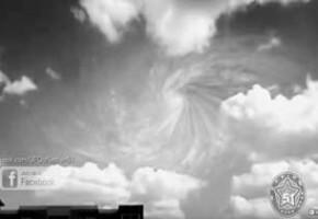 Большой адронный коллайдер вызвал НЛО