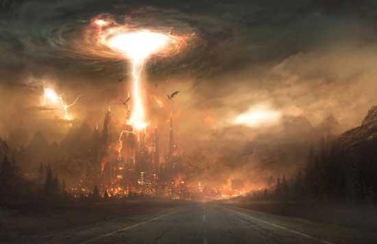 Земле угрожают катастрофы и вторжение инопланетян