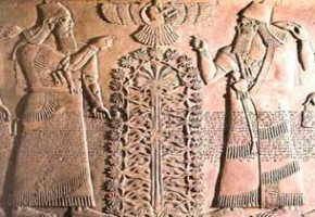 Древние Боги собрали человека из глины и крови