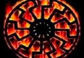 Черное солнце, символ оккультного общества