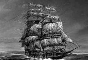 Корабли призраки, безвести пропавшие суда