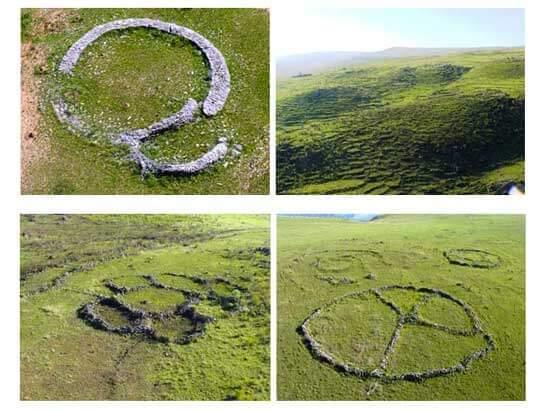 Обсерватории древних с высоты