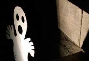 Призраки и привидения всегда поблизости