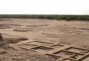 Руины неизвестной цивилизации