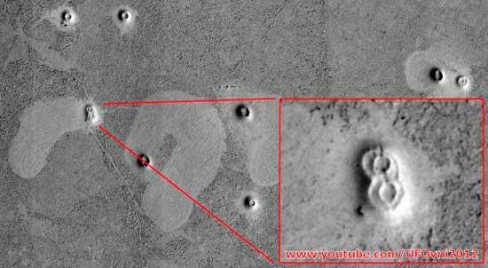 Сооружения на Марсе