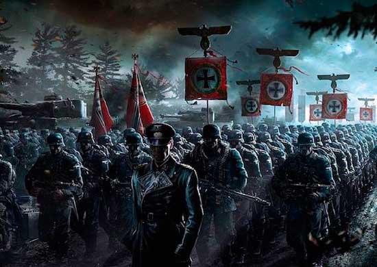 Черное войско, зомби Адольфа Гитлера