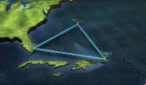 Что происходит в Бермудском треугольнике