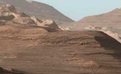 Марс - постройки исчезнувшей цивилизации