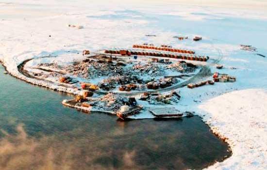 Минобороны РФ на острове Земля Александры имеет серьезный интерес на 7 млрд руб.