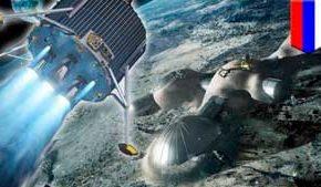 Россия-планируем создать лунную базу