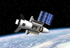 Секретный космический корабль USAF провел 500 дней в полете.