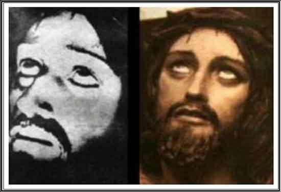 Иисус Христос в объективе фотокамеры