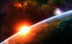 Люди родились в мире двойной звезды