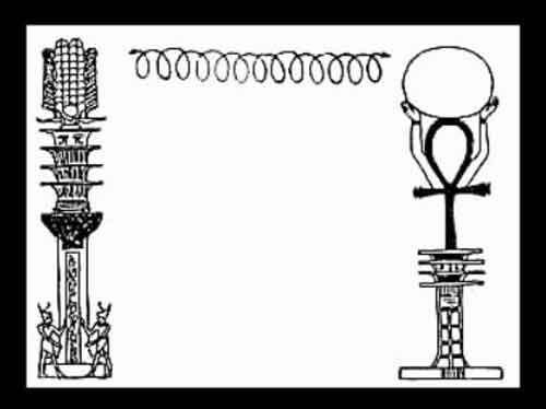 Устройство левитации для постройки пирамид